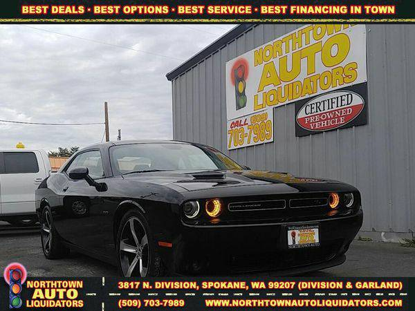 2015 *Dodge* *Challenger* 🚀 $500 DOWN/YOU DRIVE!!
