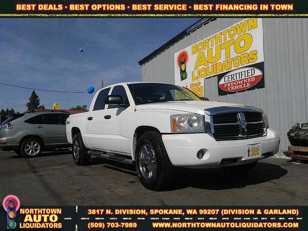 2006 *Dodge* *Dakota* 🚀 $500 DOWN/YOU DRIVE!!