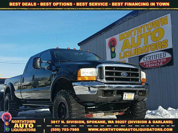 1999 *Ford* *F-350* *F 350* *F350* Super Duty 🚀 $500 DOWN/YOU