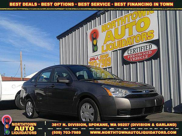 2011 *Ford* *Focus* 🚀 $500 DOWN/YOU DRIVE!!