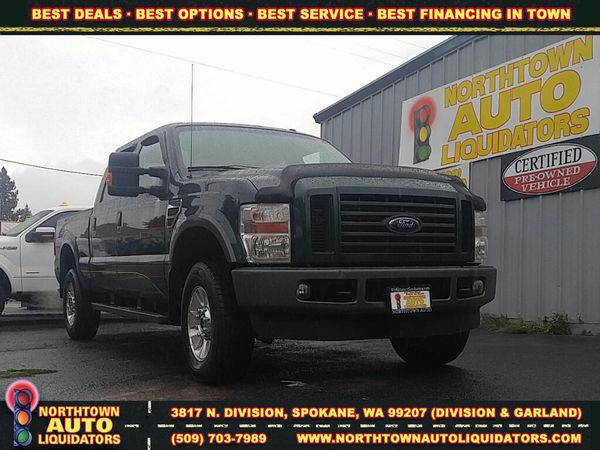 2010 *Ford* *F-350* *F 350* *F350* Super Duty 🚀 $500 DOWN/YOU