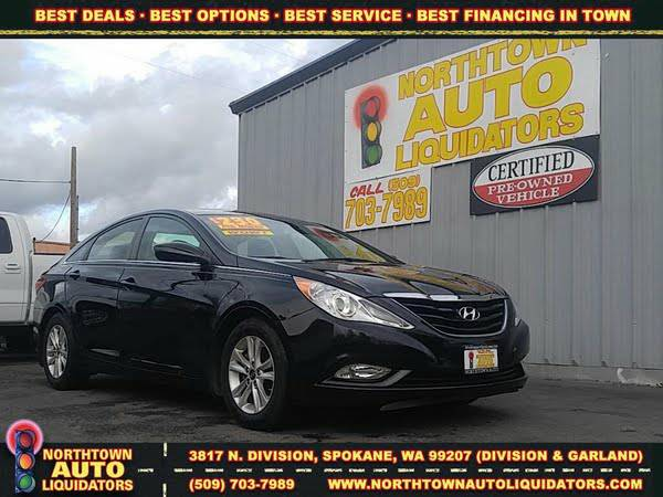 2013 *Hyundai* *Sonata* 🚀 $500 DOWN/YOU DRIVE!!
