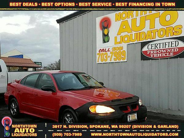 2004 *Pontiac* *Grand* *Am* 🚀 $500 DOWN/YOU DRIVE!!