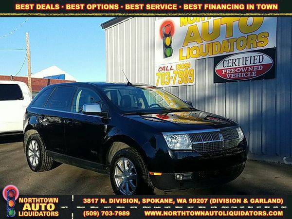2008 *Lincoln* *MKX* 🚀 $500 DOWN/YOU DRIVE!!