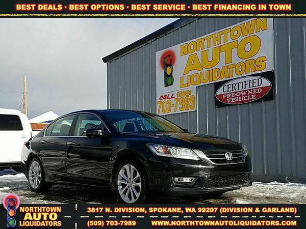 2013 *Honda* *Accord* 🚀 $500 DOWN/YOU DRIVE!!