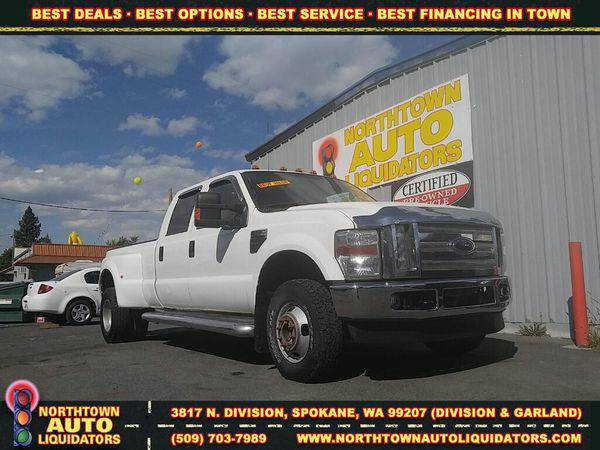 2009 *Ford* *F-350* *F 350* *F350* Super Duty 🚀 $500 DOWN/YOU