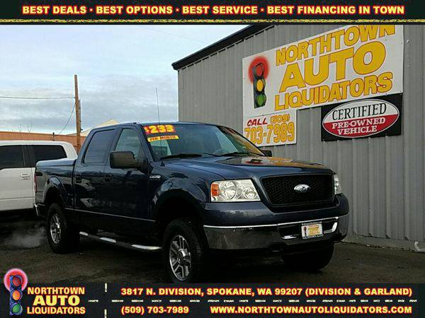 2006 *Ford* *F-150* *F 150* *F150* 🚀 $500 DOWN/YOU DRIVE!!