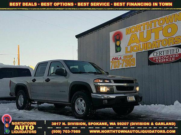 2006 *Chevrolet* *Colorado* 🚀 $500 DOWN/YOU DRIVE!!