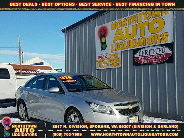 2013 *Chevrolet* *Cruze* 🚀 $500 DOWN/YOU DRIVE!!