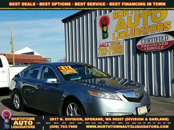 2009 *Acura* *TL* 🚀 $500 DOWN/YOU DRIVE!!