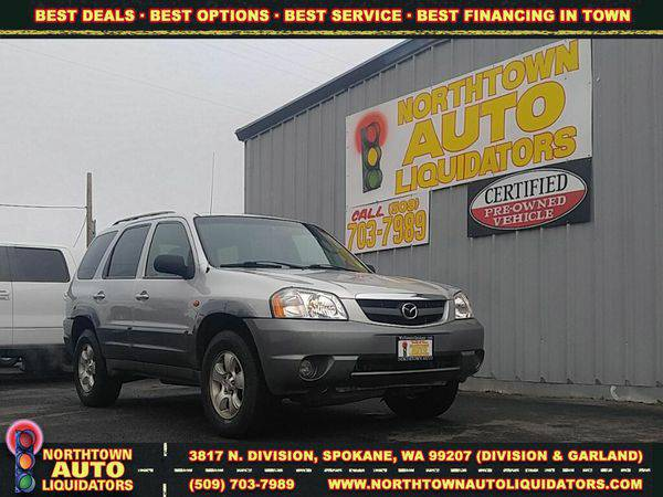2001 *Mazda* *Tribute* 🚀 $500 DOWN/YOU DRIVE!!