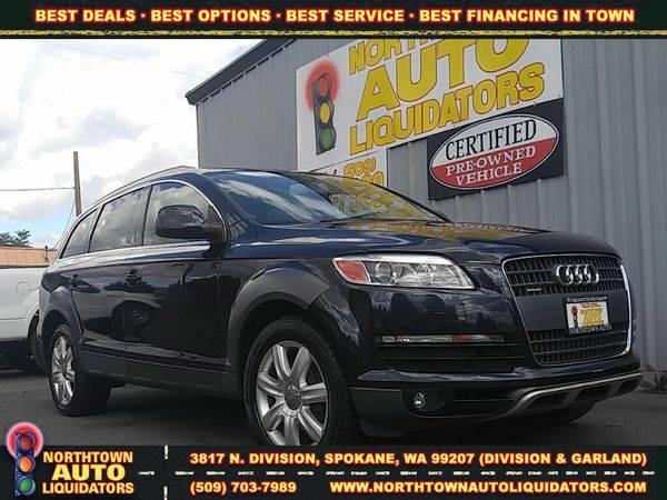 2008 *Audi* *Q7* 🚀 $500 DOWN/YOU DRIVE!!