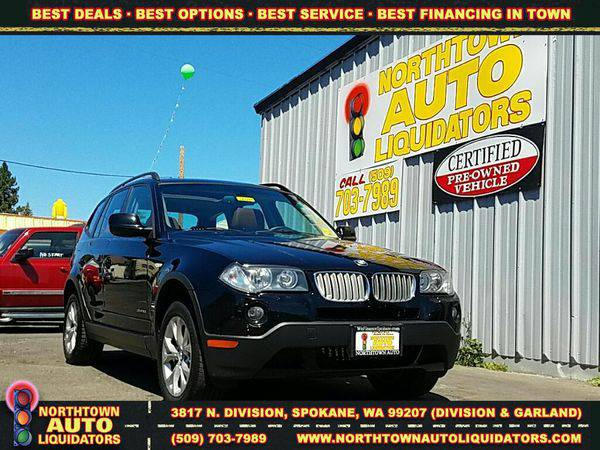 2010 *BMW* *X3* 🚀 $500 DOWN/YOU DRIVE!!