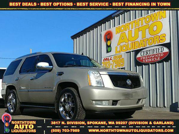 2007 *Cadillac* *Escalade* Luxury 🚀 $500 DOWN/YOU DRIVE!!