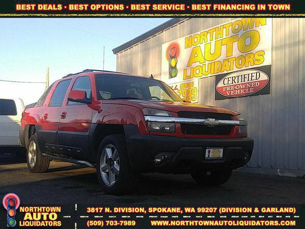2006 *Chevrolet* *Avalanche* 🚀 $500 DOWN/YOU DRIVE!!