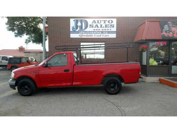 2000 Ford F-150 Work Truck only 88K - One Owner