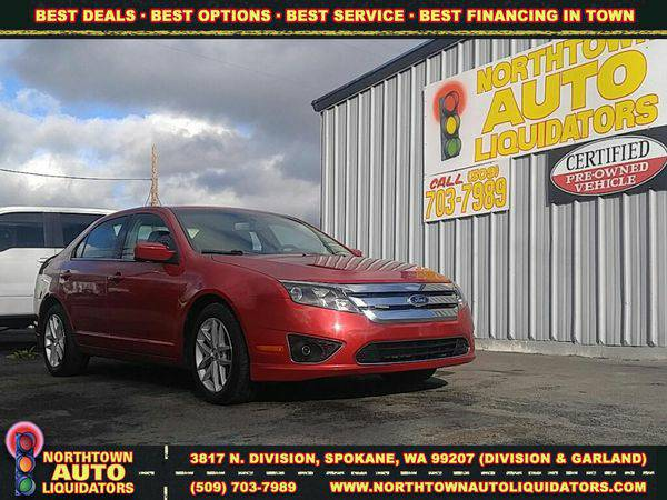 2012 *Ford* *Fusion* 🚀 $500 DOWN/YOU DRIVE!!