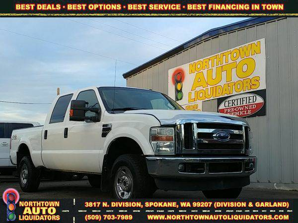 2008 *Ford* *F-250* *F 250* *F250* Super Duty 🚀 $500 DOWN/YOU