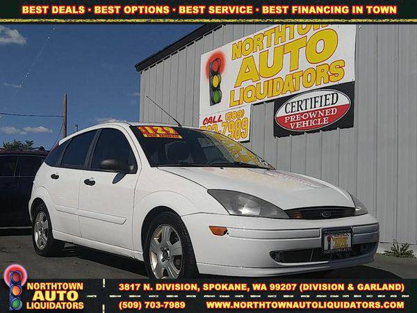 2004 *Ford* *Focus* 🚀 $500 DOWN/YOU DRIVE!!