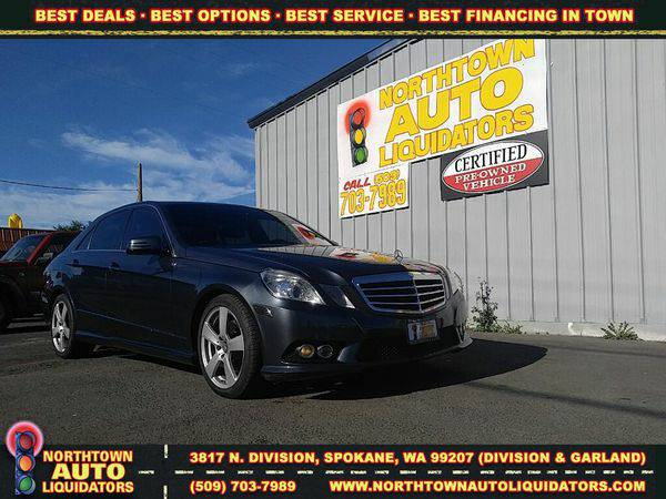 2010 *Mercedes-Benz* *E-Class* 🚀 $500 DOWN/YOU DRIVE!!