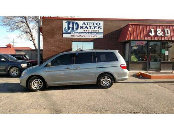 2006 Honda Odyssey EXL loaded