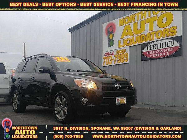 2011 *Toyota* *RAV4* 🚀 $500 DOWN/YOU DRIVE!!