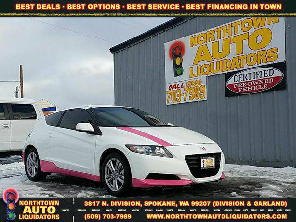 2012 *Honda* *CR-Z* 🚀 $500 DOWN/YOU DRIVE!!
