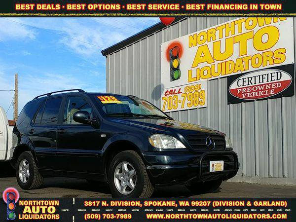 2000 *Mercedes-Benz* *M-Class* 🚀 $500 DOWN/YOU DRIVE!!