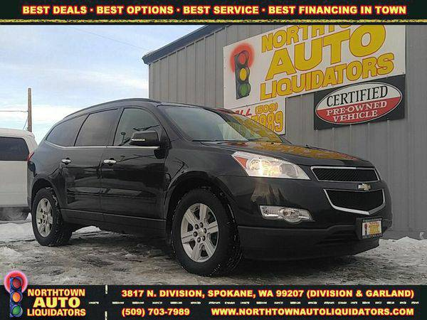 2010 *Chevrolet* *Traverse* 🚀 $500 DOWN/YOU DRIVE!!