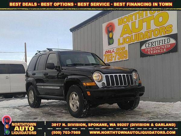 2006 *Jeep* *Liberty* 🚀 $500 DOWN/YOU DRIVE!!