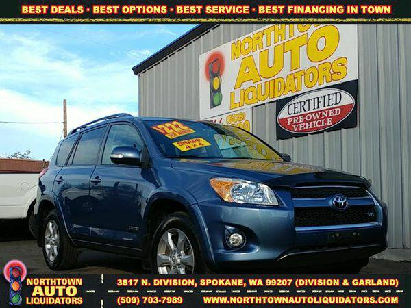 2009 *Toyota* *RAV4* 🚀 $500 DOWN/YOU DRIVE!!