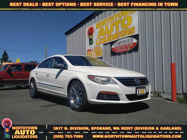 2012 *Volkswagen* *CC* 🚀 $500 DOWN/YOU DRIVE!!