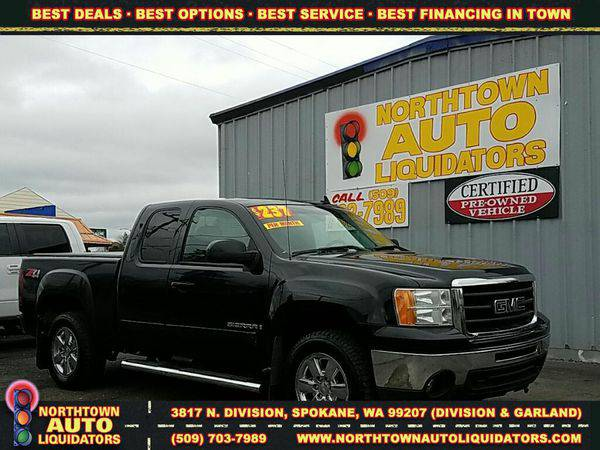 2009 *GMC* *Sierra* 1500 🚀 $500 DOWN/YOU DRIVE!!