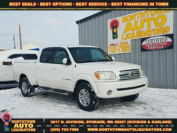 2005 *Toyota* *Tundra* 🚀 $500 DOWN/YOU DRIVE!!