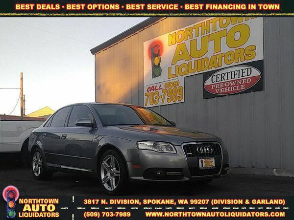 2008 *Audi* *A4* 🚀 $500 DOWN/YOU DRIVE!!