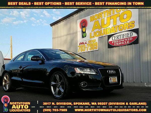 2012 *Audi* *A5* 🚀 $500 DOWN/YOU DRIVE!!