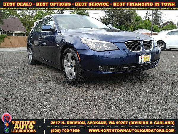 2008 *BMW* *5* *series* 🚀 $500 DOWN/YOU DRIVE!!