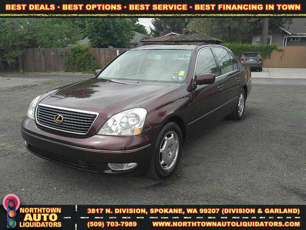 2002 *Lexus* *LS* *430* 🚀 $500 DOWN/YOU DRIVE!!