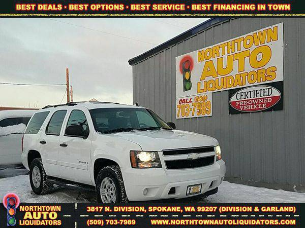 2007 *Chevrolet* *Tahoe* 🚀 $500 DOWN/YOU DRIVE!!