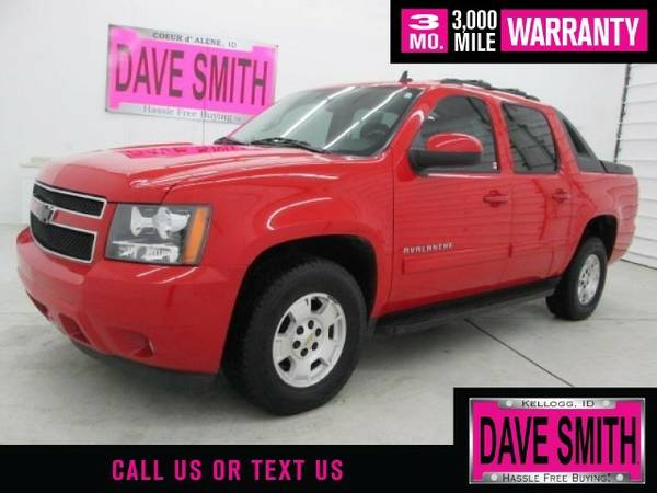 2010 Chevrolet Avalanche LS
