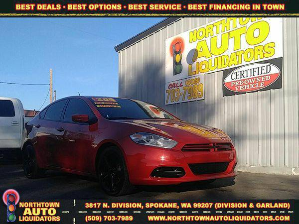 2013 *Dodge* *Dart* 🚀 $500 DOWN/YOU DRIVE!!