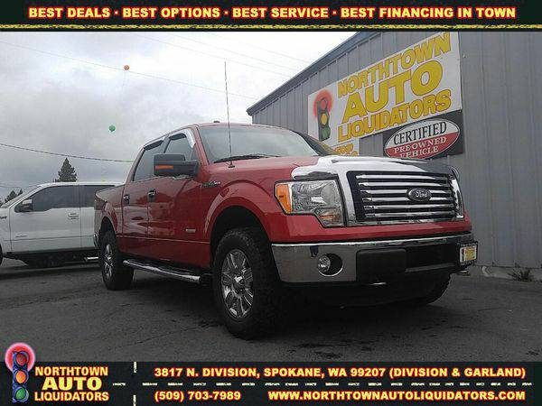 2012 *Ford* *F-150* *F 150* *F150* 🚀 $500 DOWN/YOU DRIVE!!