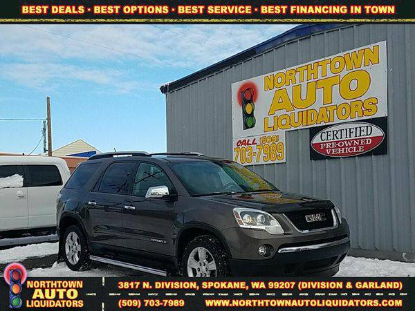 2008 *GMC* *Acadia* 🚀 $500 DOWN/YOU DRIVE!!