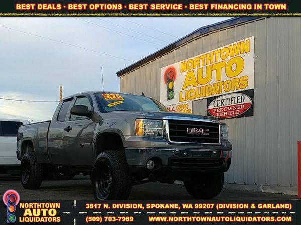 2007 *GMC* *Sierra* 1500 🚀 $500 DOWN/YOU DRIVE!!