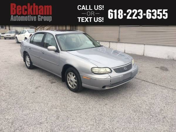 1998 Chevrolet Malibu LS 4dr Sedan