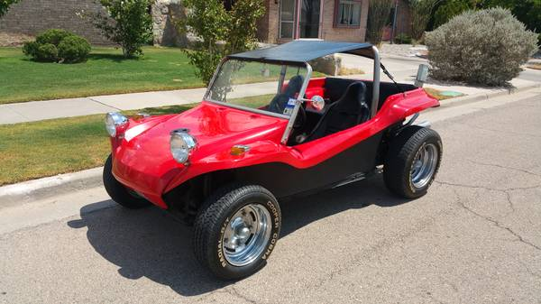 Dune buggy super nice street legal