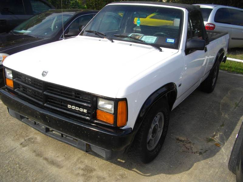 1991 Dodge Dakota CONVERTIBLE