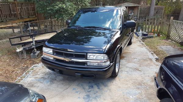 2001 S10 ls Gas Saver