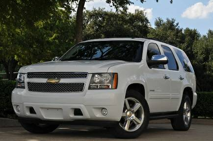 Everything2007 Chevy Tahoe LT