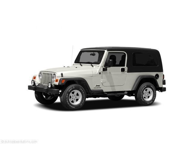 Used 2006 Jeep Wrangler Rubicon SUV For Sale near Nashville